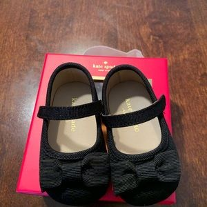 Kate spade baby shoes